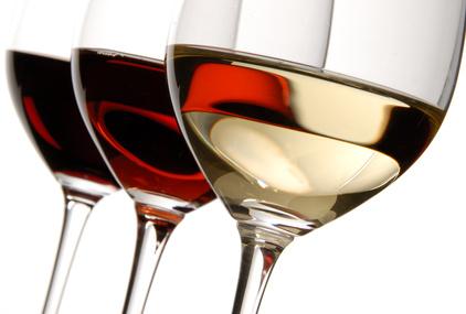 vin pour accompagner de la viande