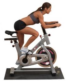 Vélo d'appartement perdre du poids