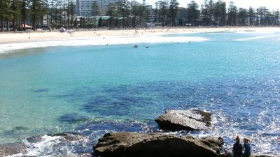 Australie - Manly Beach
