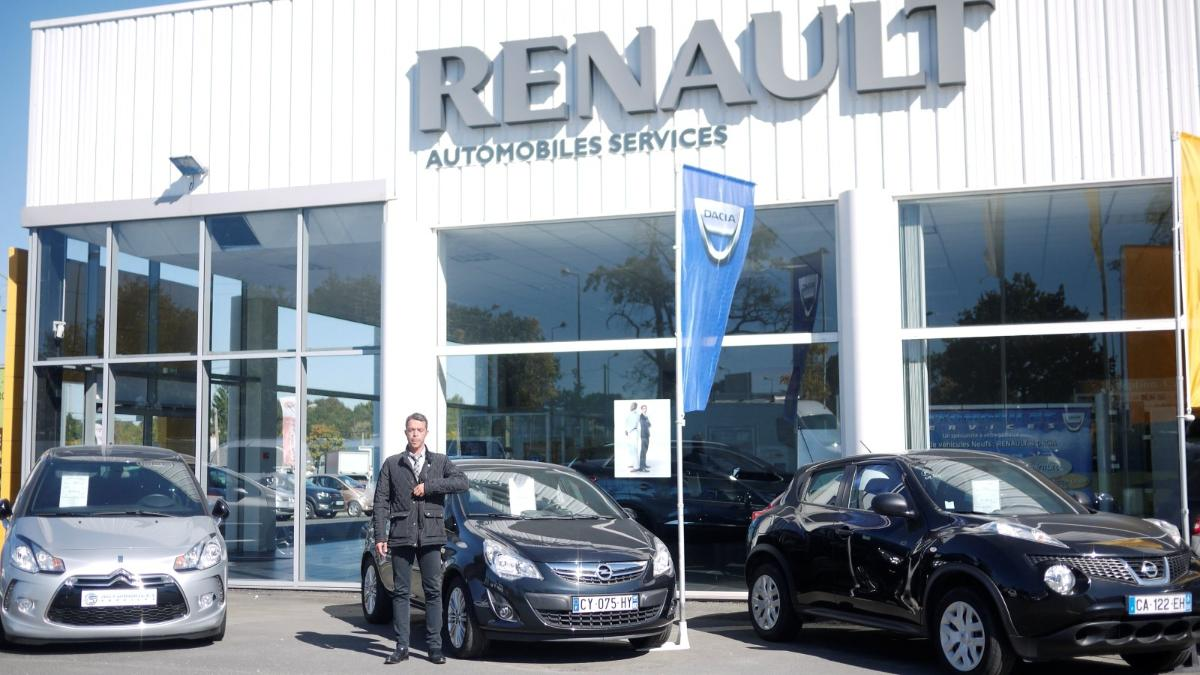 Services offerts par le garage renault for Renault service garage