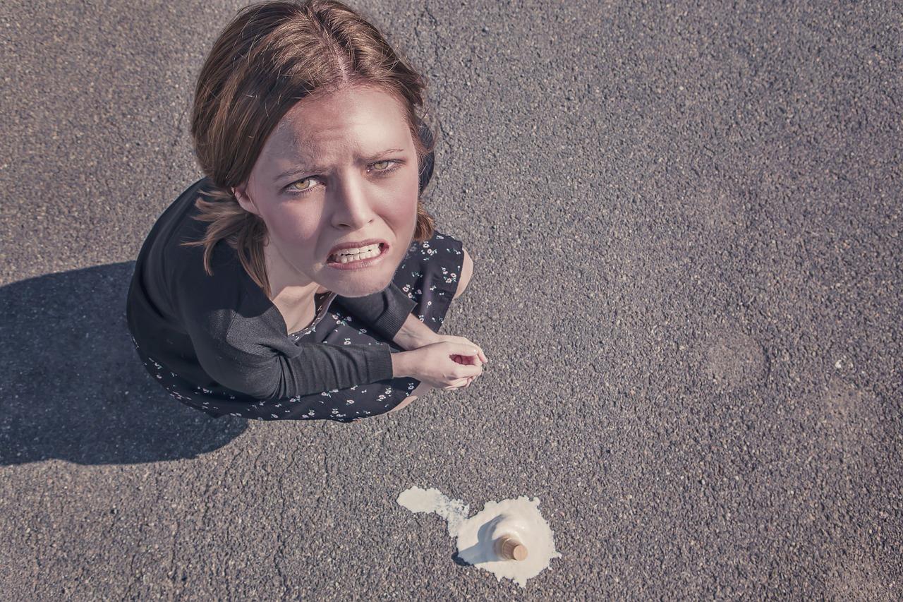 individu souffrant d'ablutophobie